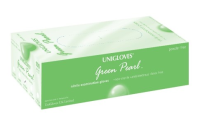 Unigloves Green Pearl Nitrile Gloves 10 x 100