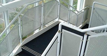 Handrails and Balustrades for the Education Sector