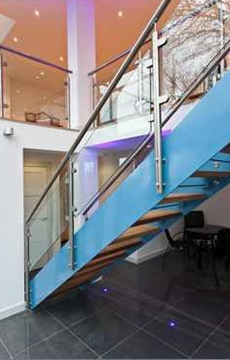Commercial Sector Handrails and Balustrades