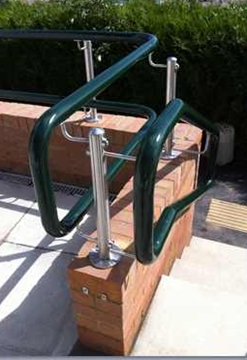 Handrails and Balustrades for Public Buildings