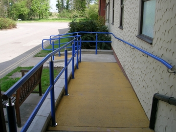 Handrails and Balustrades for the Healthcare Sector