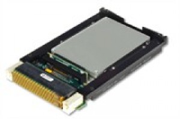 3U VPX Carrier for Two 2.5 in. Solid-State Drives (SSDs)
