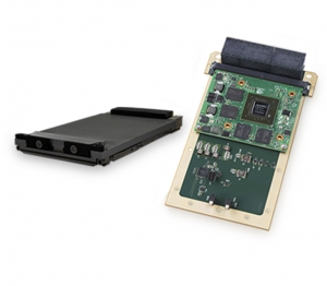 Rugged 3U VPX Graphics / Video Card with NVIDIA CUDA Support