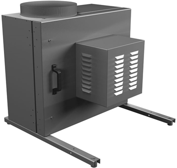 Backward & Forward curved centrifugal fans - Kitchen Exhaust fans
