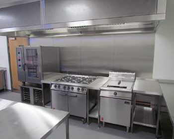 Extraction Canopies for Commercial Kitchens