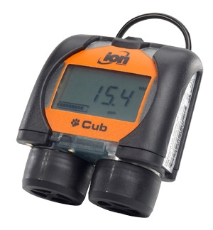 Personal photoionisation detection Gas Monitor