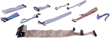 Simple cable harnesses