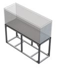 """72"""" Fish Tank Stand Leicester"""
