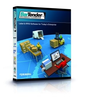 Bar Tender Label Software in Plymouth