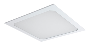LED recessed canopy