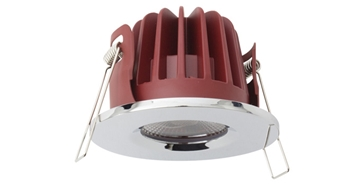Recessed LED dimmable downlight