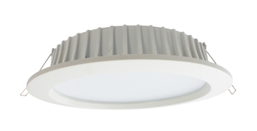 High output LED downlight