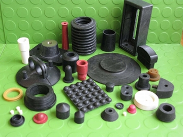 Custom Rubber Mouldings & Extrusions