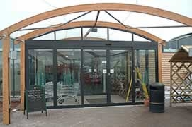 AUTOMATIC DOORS AND ENTRANCE SYSTEMS