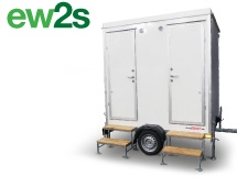 Mobile Showers in Bedfordshire