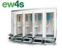 Mobile Showers in Hertfordshire