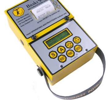 Agricultural BrakeSafe Brake Tester for Tractors and Trailers