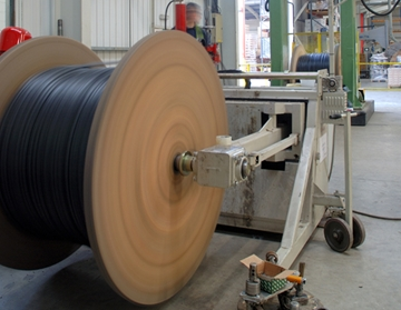 Contract Cable Winding