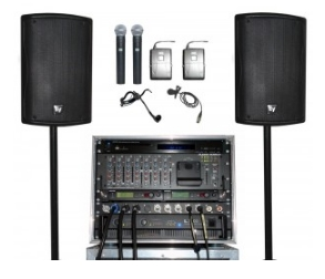 Corporate Audio Hire West Midlands
