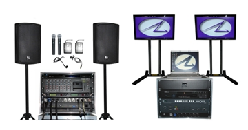 Conference Audio-Visual Specialist.