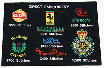 Specialist Embroidery Services