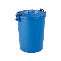 110 Litres Light Duty Dustbins - 72 Hrs Delivery