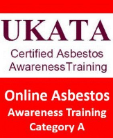 UKATA Online Asbestos Awareness Training Course from ?12