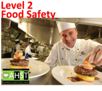 Online Level 2 Food Safety Training Course - Approved by AHST