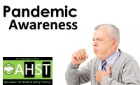 Pandemic Awareness Online ELearning Health and Safety Training Course - Approved by AHST