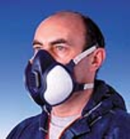 3M 4251 Organic Vapour/Particulate Respirator (Dust/Face Mask)