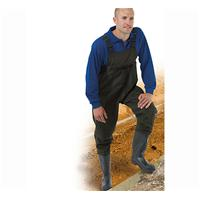 Tuf Safety Chest Wader with Midsole