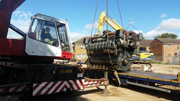 Used Generator Removal Lincolnshire