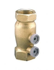 "EA221B SINGLE NRV BRONZE 3/4"" to 2"""
