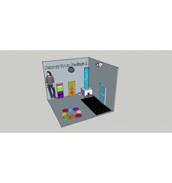 THE COMPLETE SENSORY ROOM PACK