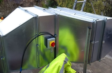 Mechanical Air-Con Services Chesterfield