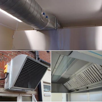 Bespoke Heating And Extraction Chesterfield