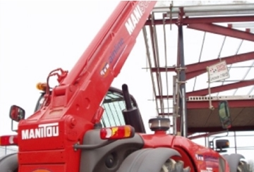 Buggiscopic Telehandler Hire