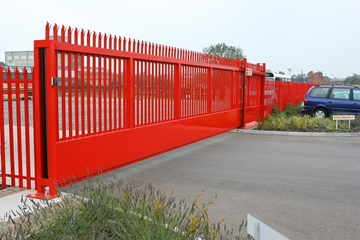 Automatic Sliding Security Gates (Up to 9.5m)