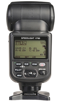 VOELOON V-760 Flash – E-TTL II for Canon