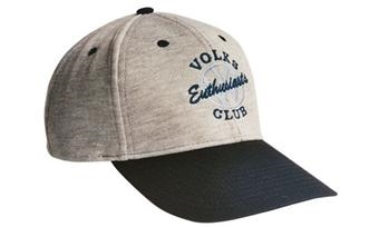 9017 Personalised Baseball Caps Embroidered Logo Printed
