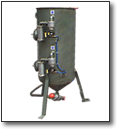Continuous Operation Automated Blast Machines