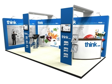 Professional Exhibition Stands