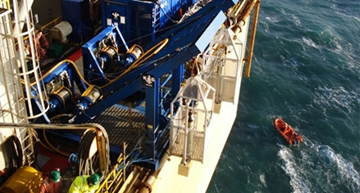 Installation Diving Operations out of Aberdeen