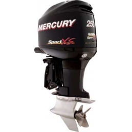 Mercury 250 Sport XS Optimax High Performance Outboards