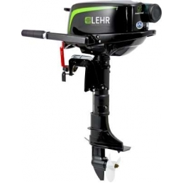 LEHR LP5.0 Propane Powered Outboard