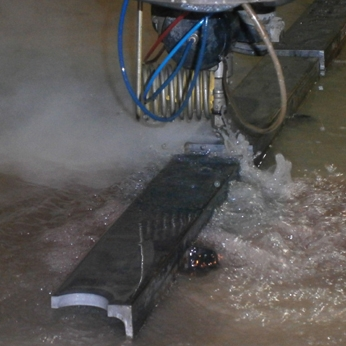 Stainless Steel Water Jet Cutting Services