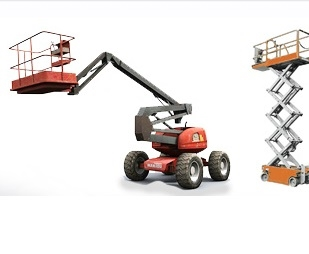 Access Equipment Hire in North Wales