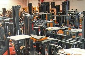 Used Forklift Suppliers in Cheshire