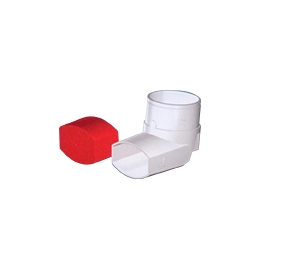 Two Piece Metered Dose Inhalers