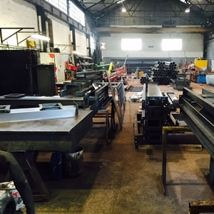 Small-Scale Bespoke Fabrication Services